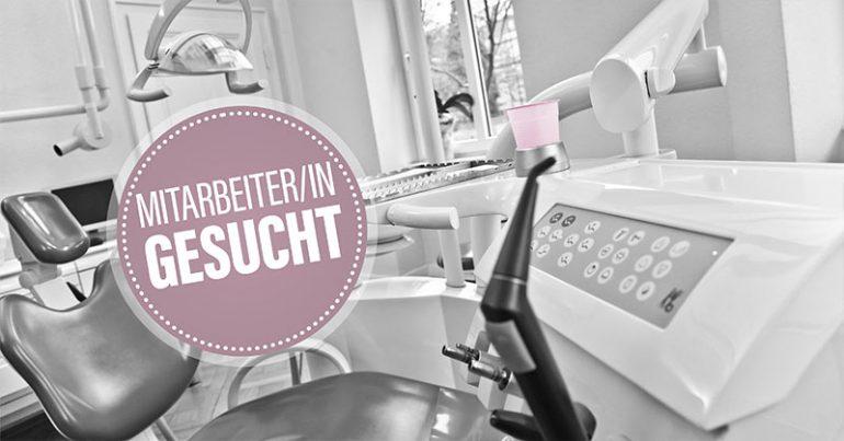 Zahnarzt Frankfurt_Mitarbeiter gesucht