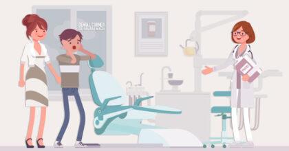 Dentalphobie: So lässt sich die Angst vorm Zahnarzt überwinden.