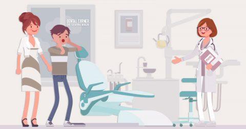 Hilfe gegen Zahnarztangst